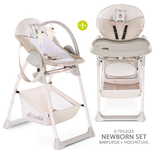 High chair & baby couch from birth - Sit'n Relax Newborn Set - Friend