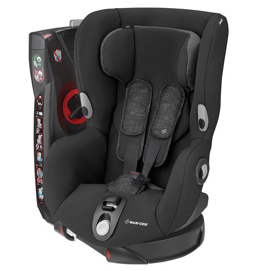 Axiss child seat - Nomad Black
