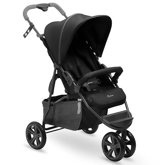 Buggy Treviso 3 - Kollektion 2018 - Woven Black (Circle-Line)