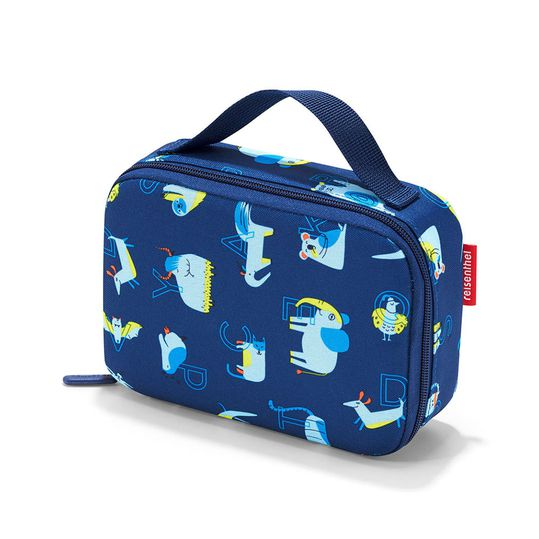 Brotbox Thermocase Kids - ABC Friends - Blue