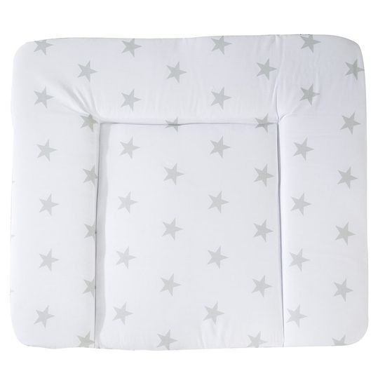 Changing mat Soft - Little Stars - White