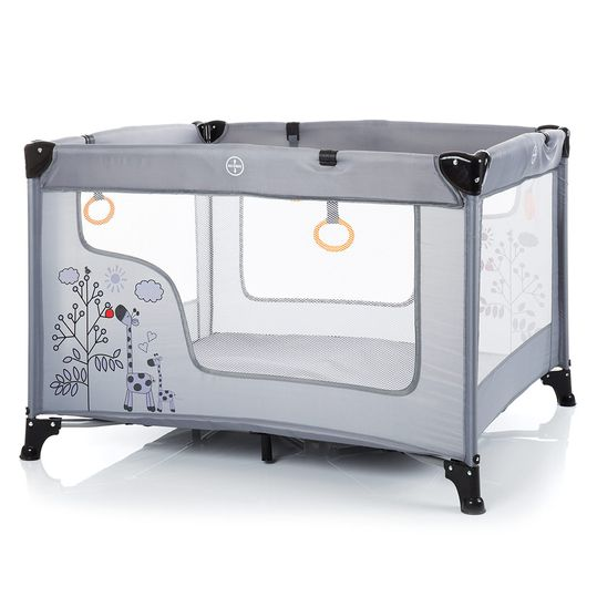 Playpen Giraffe - Grey