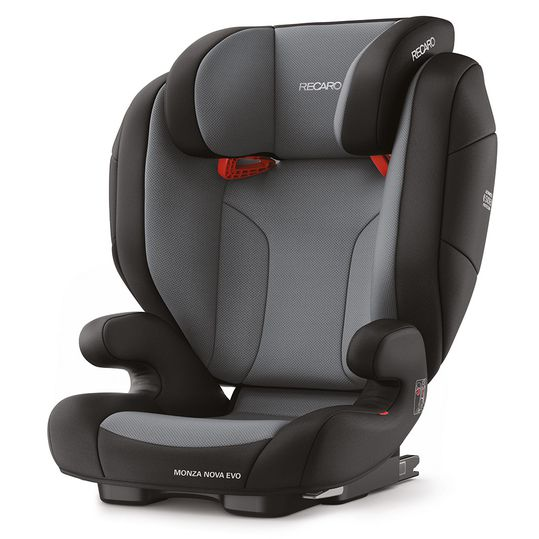 Kindersitz Monza Nova Evo Seatfix - Carbon Black