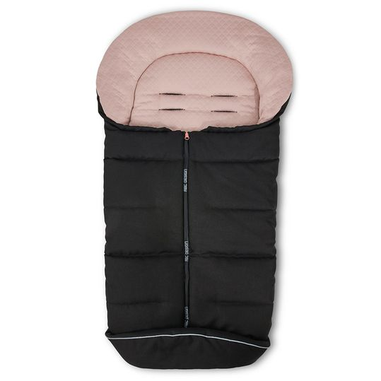 Winter-Fußsack für Kinderwagen - Diamond Edition - Rose Gold