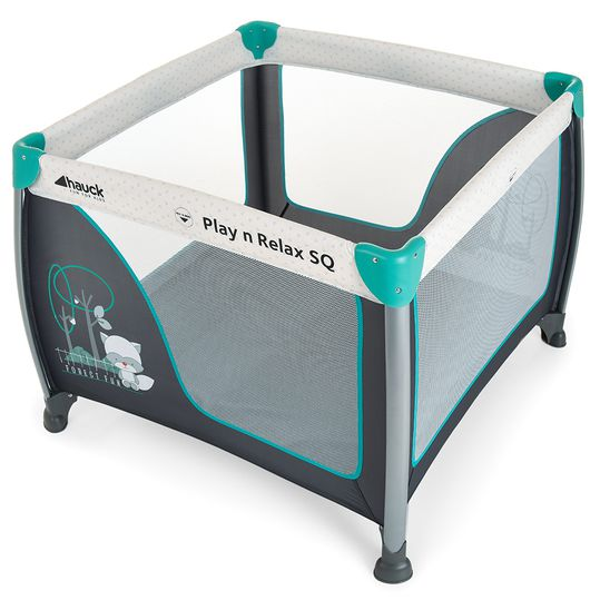 Playpen Play'n Relax SQ - Forest Fun