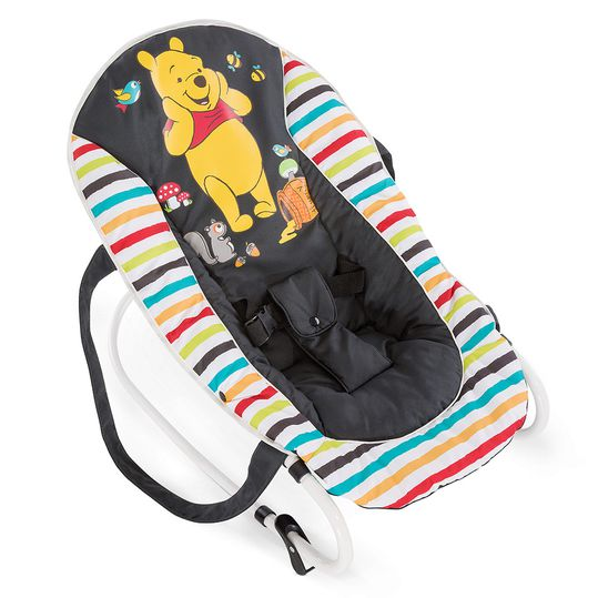 Babywippe Rocky - Pooh Geo