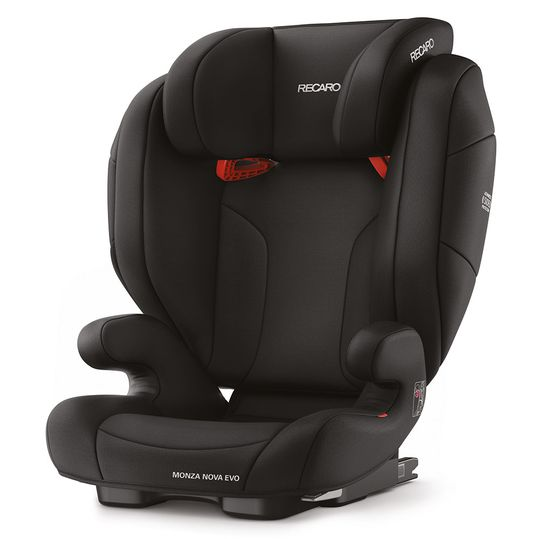 Kindersitz Monza Nova EVO Seatfix - Core - Performance Black