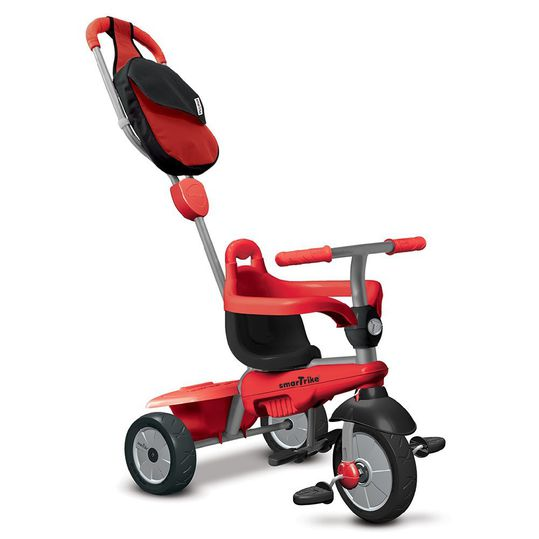 Dreirad Breeze GL 3 in 1 mit Touch Steering - Red