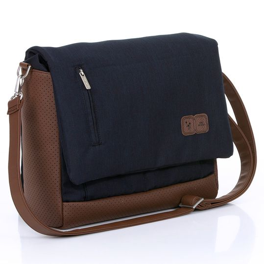Diaper bag Urban - incl. changing mat and accessories - Shadow