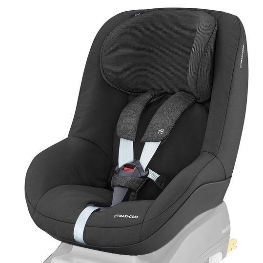 Child seat Pearl - Nomad Black