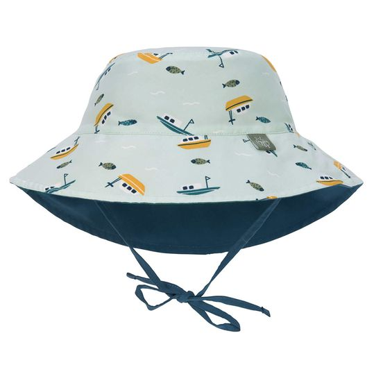 Wende-Hut LSF Sun Protection Bucket Hat - Boat Mint - Gr. 43/45