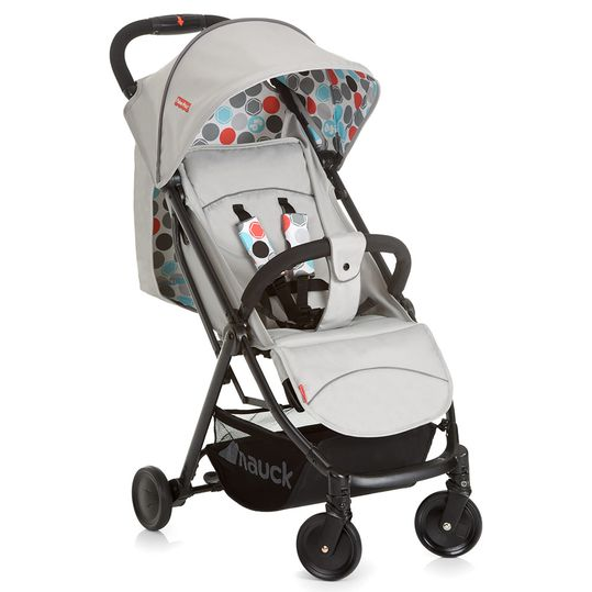 Reisebuggy Rio Plus - Grey