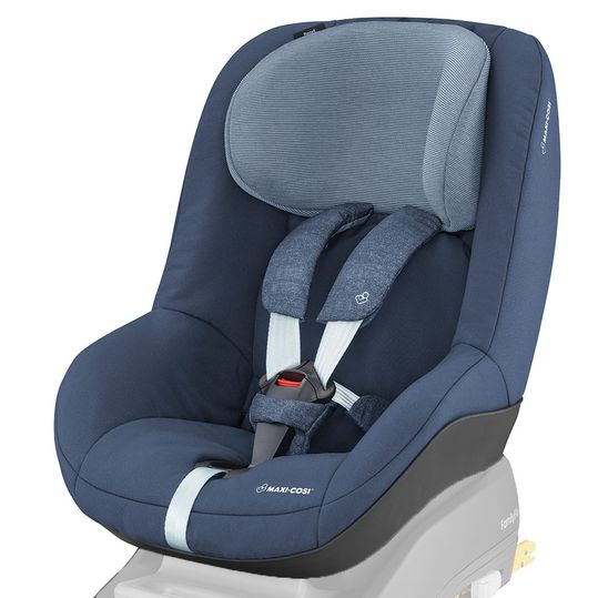 Child seat Pearl - Nomad Blue