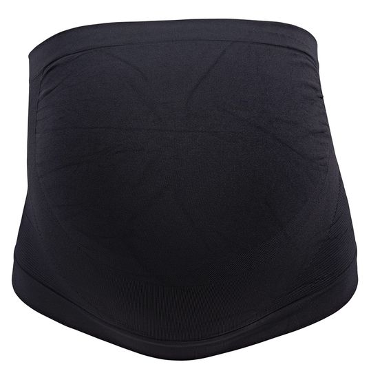 Supporting belly band - Black - Size XL