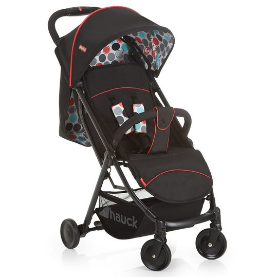 Reisebuggy Rio Plus - Black