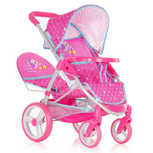 Twin and sibling doll prams - Birdie