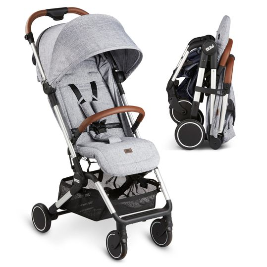 Reisebuggy Ping - Graphite Grey