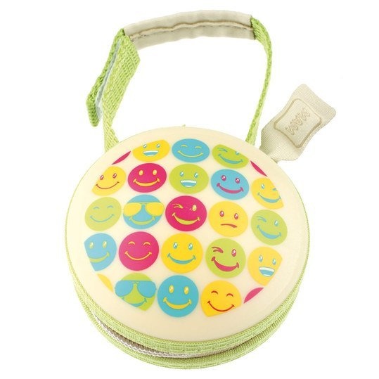 Mam schnullertasche pod f r 2 schnuller smiley for Mam shoppen