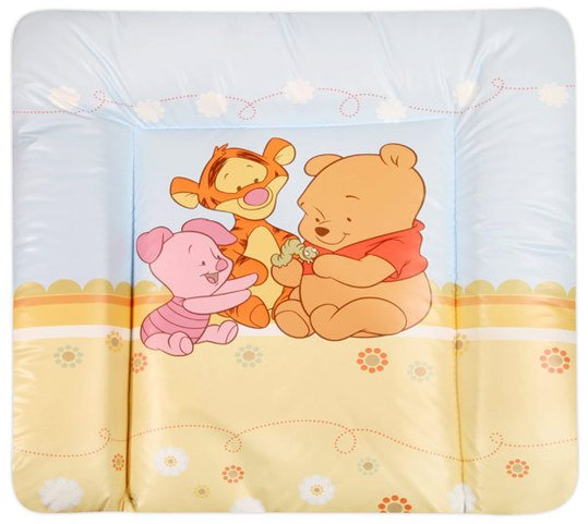 Folien-Wickelauflage Softy - Baby Pooh & Friends