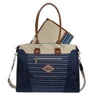 Wickeltasche Bliss - Marineblau