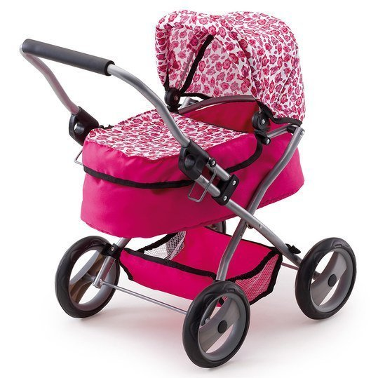 Puppenwagen My first Trendy - Pink