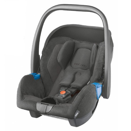 Babyschale Privia - Black