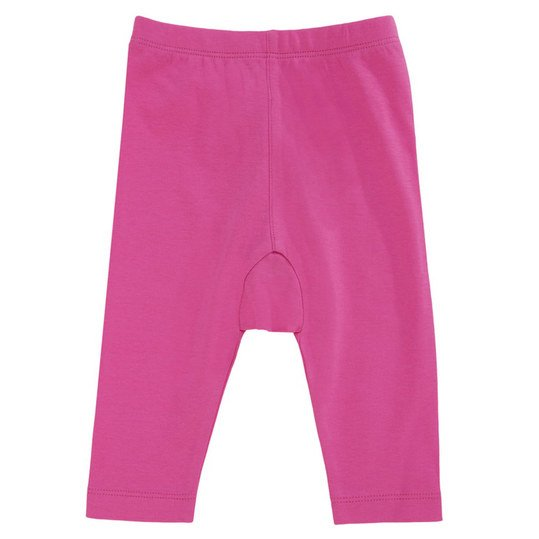 Leggings Basic Line - Girls Pink - Gr. 74