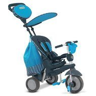 Dreirad Splash 5 in 1 mit Touch Steering - Blue