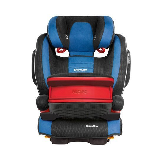 Kindersitz Monza Nova IS Seatfix - Saphir