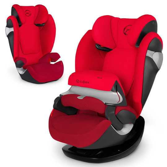 Kindersitz Pallas M - Mars Red