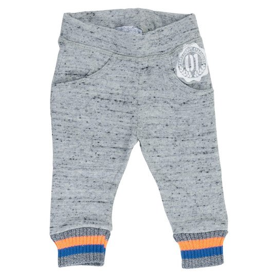 Jogginghose 1892 - Grau Orange - Gr. 56