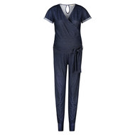 Jumpsuit mit Stillfunktion Aafke - Navy