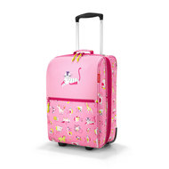 Reisekoffer Trolley Kids - ABC Friends - Pink - Gr. XS