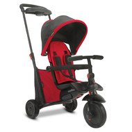 Smart Trike - Dreirad smarTfold 500 - 7 in 1 mit Touch Steering - Red