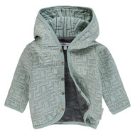 Sweat Kapuzenjacke Terrell - Mint