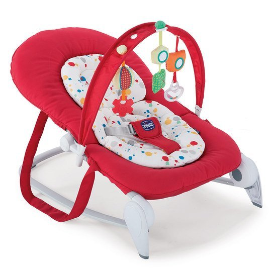 Babywippe Hoopla - Red