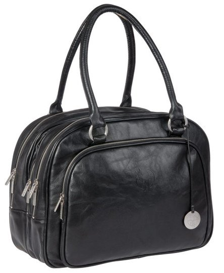 Wickeltasche Tender Multizip Bag - Solid Black