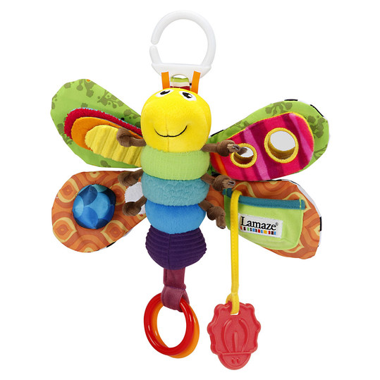 Play animal to hang Clip & Go Freddie the firefly