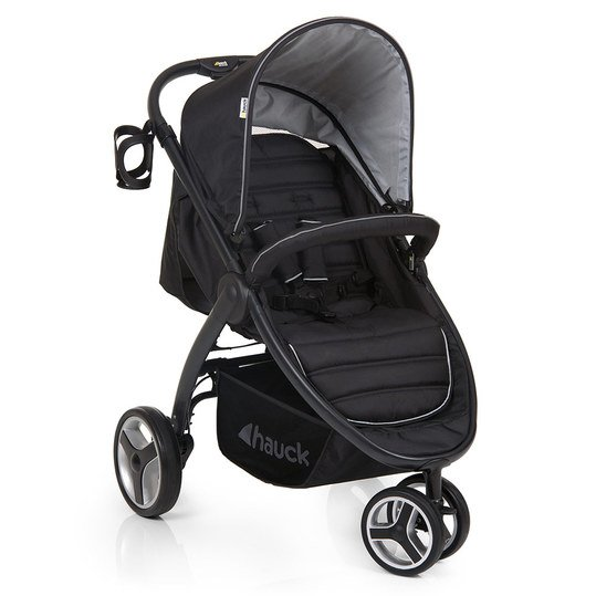Sportwagen Shopper Lift Up 3 - Black
