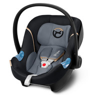 Babyschale Aton M - Graphite Black