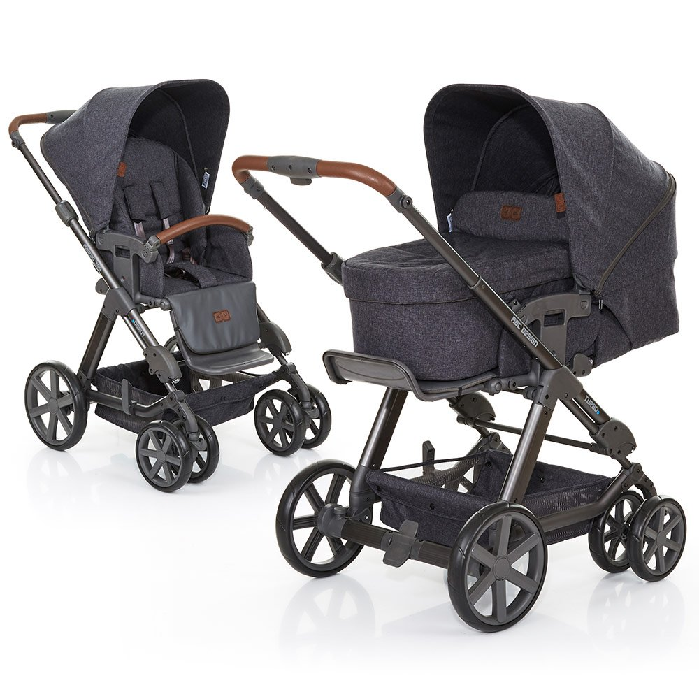 ABC Design Kombi-Kinderwagen Turbo 6 - Street 61290 702