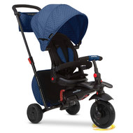 Smart Trike - Dreirad smarTfold 700 - 8 in 1 mit Touch Steering - Blue