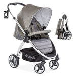 Hauck Buggy Lift Up 4 - Charcoal