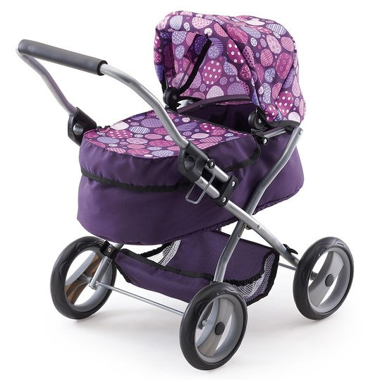 Puppenwagen My first Trendy - Lila