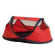 Reisebett Pop Up Travel-Cot Baby Luxe - Red
