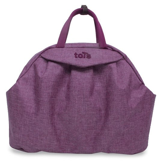 Wickeltasche Chic - Purple
