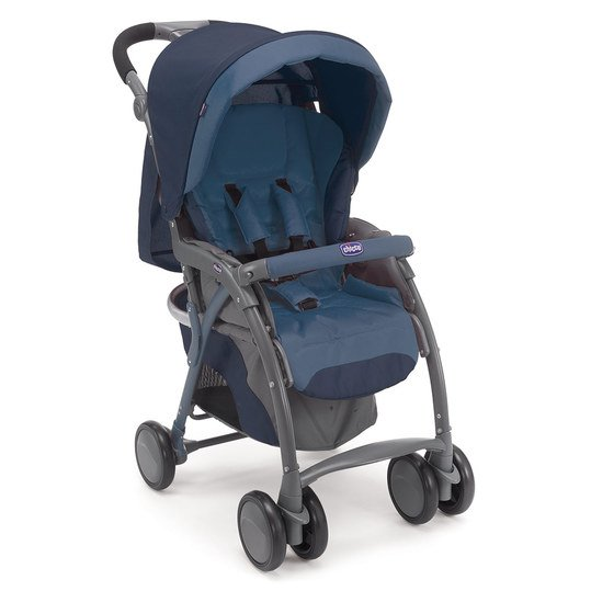Buggy Simplicity Plus Top - Blue