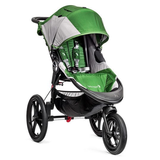 Buggy Summit X3 - Green Gray