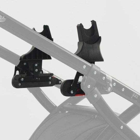 Maxi-Cosi / Cybex / Kiddy / Knorr-Baby Adapter für Alive / Voletto / Noxxter / Classico / Harmony / Imperio / Volkswagen Carbon