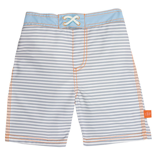 Bade-Windelshorts - Small Stripes - Gr. 6 - 12 M